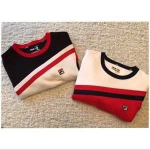 Fila Sweatshirt Bundle